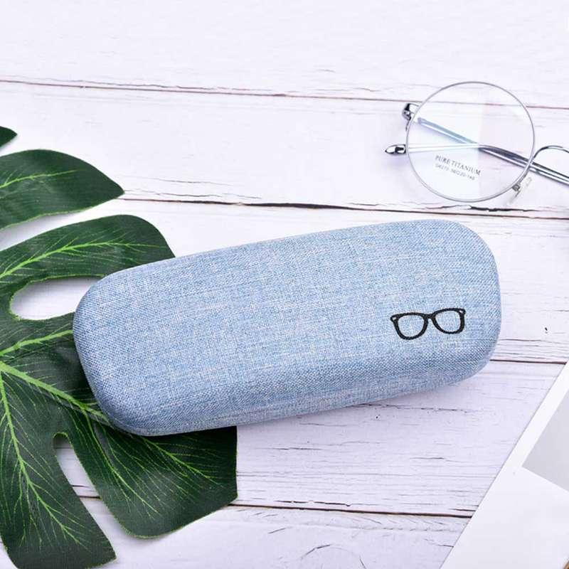 hard eyeglass case
