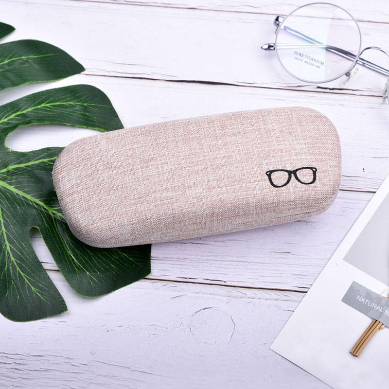 hard eyeglasses case