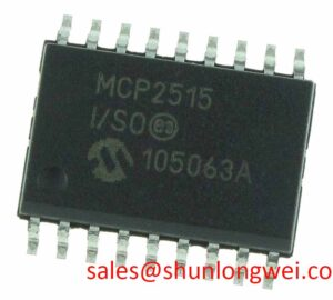 Read more about the article Microchip MCP2515-I/SO