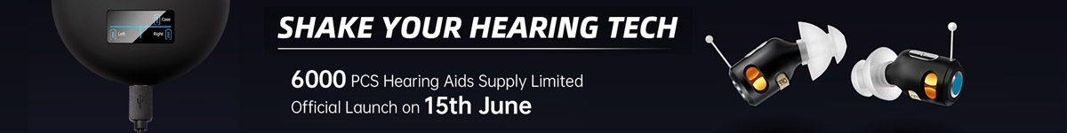 Start der besten ITE-Hörgeräte 2020 D30 am 15. Juni